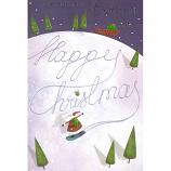 Brother-in-law Xmas - Santa sledge