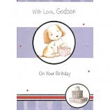 Godson Birthday - Puppy Circle