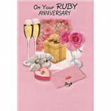 Ruby Anniversary - Flutes