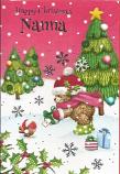 Nanna Christmas Holly