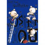 Godfather Birthday - Bears/Ladder