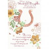 Wedding Day - Daughter