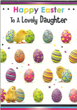 Daughter Easter Chick/Eggs