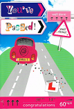 Passing Driving Test Female - Well Done