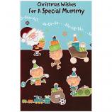 Mummy Xmas - Lge Santa/Elves