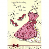 Mother's Day Mum - Dress/Shoes