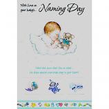Naming Day - M Baby/Bear