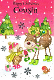 Cousin Xmas - Reindeer/ Bear Scarfs