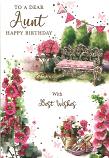 Aunt Birthday Roses