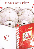 Wife Valentines Day - 2 Bears