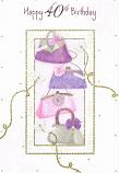 40th Birthday - Female Bags