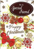 Special Friend Xmas Happy Christmas