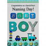 Naming Day - M Train