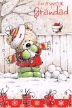 Grandad Christmas - Bear Snow Balls