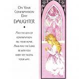 Daughter Confirmation - Girl Praying