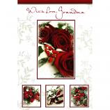 Grandma Xmas - Roses