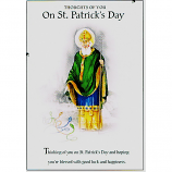 St Patrick's Day - St Patrick/Thoughts of You