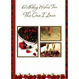 One I Love Birthday - Chocolates