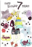 Girl Age 7 Girl Parcels