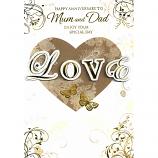 Mum & Dad Anniversary - IG Love