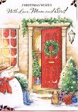 Mum & Dad Xmas - Open Red Door