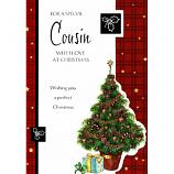 Cousin Xmas - M Christmas Tree