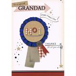 Father's Day Grandad - Rosette