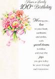 100th Birthday - Female Bouquet