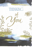 Thinking Of You - Gold Sprays