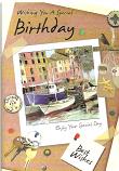 Male Birthday Boats