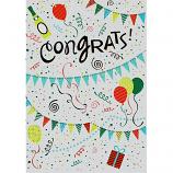 Congratulations - Bunting