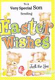 Son Easter - 3 Bears