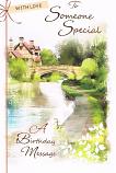 Someone Special Birthday - Bridge