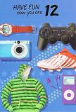 Boy Age 12 - Gadgets