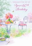 60th Birthday - Female Table
