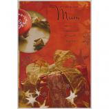 Mum Xmas - Gift/Bauble