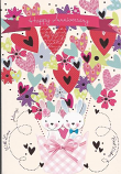 Open Anniversary - Pink Hearts