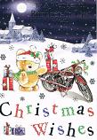 Brother-in-law Xmas - Bear/Motor Bike