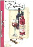 Male Birthday Wine