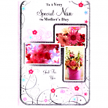 Mother's Day Nan - 3D Flowers