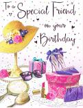 Special Friend Birthday - Hat