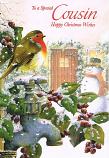 Cousin Christmas - Robin