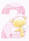 Girl Age 2 - Pattern 2