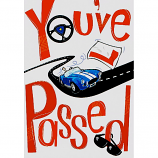 Passing Driving Test - You've Passed