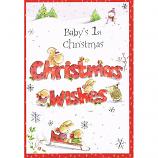 Babys 1st Xmas - Christmas Wishes