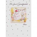 Grandparents Anniversary - Wedding Cake