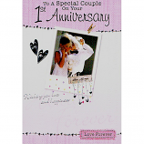 1st Anniversary - Boy/Girl