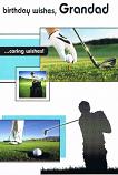 Grandad Birthday - 4 Pictures Golf