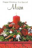Mum Xmas - Candle