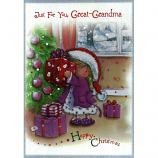 Great Grandma Xmas - Girl/Gift